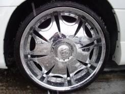 """Продам комплект колес R22. 8.5x22"""" 5x114.30, 5x127.00 ET-35 ЦО 73,0мм."""