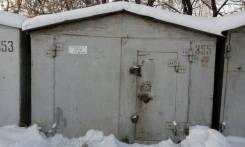 Гаражи металлические. ост. Бархатовой, р-н Нефтяники, 18 кв.м., электричество, подвал.