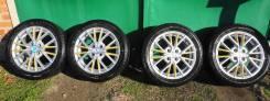 Стильные колёса на литых дисках. 6.0x15 4x98.00 ET55 ЦО 64,0мм.