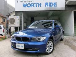 BMW 1-Series. автомат, передний, 1.6, бензин, 35 000 тыс. км, б/п, нет птс. Под заказ