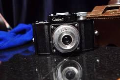 Фотоаппарат Смена-1 + дальномер Блик из СССР. Оригинал