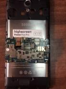 Highscreen Power Five Pro. Новый