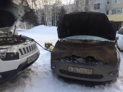 Отогрев авто в Барнауле