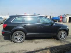 Дверь боковая. Audi Q7, 4LB, WAUZZZ4L28D