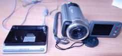 Sony DCR-SR40E. Менее 4-х Мп, без объектива