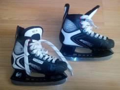 Коньки ледовые. размер: 38, хоккейные коньки
