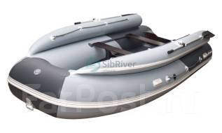 Sibriver Абакан-430 Jet. Год: 2018 год, длина 4,30м., двигатель без двигателя, 40,00л.с., бензин