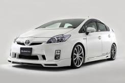 Обвес кузова аэродинамический. Toyota Prius, ZVW30L, ZVW30, NHW10, NHW11 Двигатели: 2ZRFXE, 1NZFXE