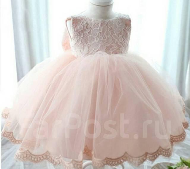 746d6f27e02 Платье принцессе на годик