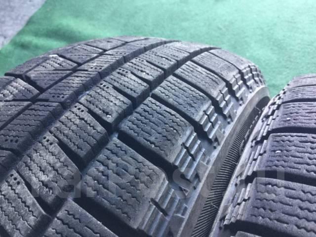 Bridgestone Blizzak Revo GZ. Зимние, без шипов, 2014 год, износ: 10%, 2 шт