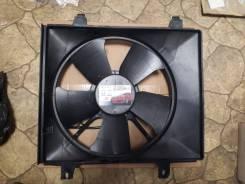 Вентилятор охлаждения радиатора. Hyundai Matrix Hyundai Lavita Двигатель D4BB