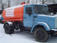 ЗИЛ 4331. Ассенизатор Зил дизель на 6.5м3 в Омске, 4 750 куб. см., 6,50куб. м.