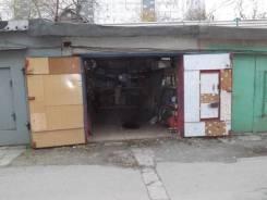 Гаражи капитальные. улица Калинина 105, р-н Чуркин, 17 кв.м. Вид снаружи