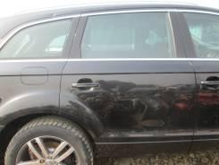 Дверь боковая. Audi Q7, 4LB, WAUZZZ4L28D0516