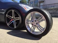 Колеса Borbet (Mazda) 245/40 R19. 8.0x19 5x114.30 ET47 ЦО 67,1мм.