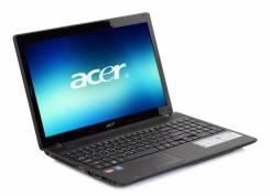 Acer Aspire 5552G-P323G25Mikk. 15.6дюймов (40см), 2,1ГГц, ОЗУ 2048 Мб, диск 250 Гб, WiFi