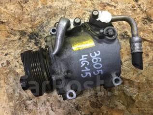 Компрессор кондиционера. Mitsubishi Lancer Двигатель 4G18