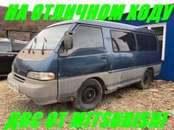 Hyundai Grace. механика, задний, 2.5 (81 л.с.), дизель, 200 000 тыс. км
