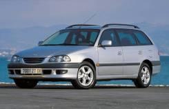 Стекло фары. Toyota Caldina, ST215G, AT211G, ST210G, ST210, ST215W, ST215, CT216G, AT211, CT216 Toyota Avensis, ZZT220, AZT220L, ZZT221, CDT220, ZZT22...