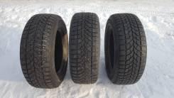 Bridgestone WT17. Зимние, шипованные, износ: 70%, 2 шт