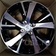 Новые диски Peugeot/Citroen 6.5x17 PCD 4x108 ET20 D65.1. 6.5x17, 4x108.00, ET20, ЦО 65,1мм.