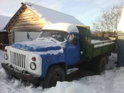 ГАЗ 53-12. Газ 53-12 1988г, 4 200 куб. см., 3 500 кг.