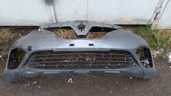 Рено Каптур передн бампер 620222180R серый
