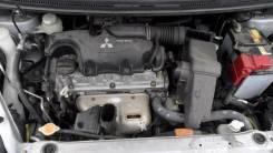 Двигатель 4G19 Mitsubishi Colt Z25A 2005г. в Новокузнецке!