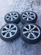 Комплект зимних колес Crown Athlete 225/45/18 Bridgestone Blizzak. 8.0x18 5x114.30 ET50