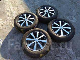 Продам колёса. 5.5x14 4x100.00 ET43