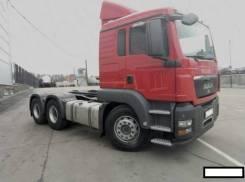 MAN TGS 26.440. 6x4 седельный тягач, 10 500 куб. см., 33 000 кг.