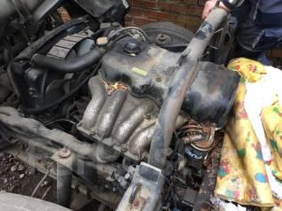 Двигатель в сборе. Mitsubishi Canter, FE568, FE568B