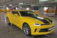 Chevrolet Camaro. автомат, задний, 2.0 (238 л.с.), бензин, 16 тыс. км. Под заказ