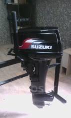 Suzuki. 9,90л.с., 2-тактный, бензиновый, нога L (508 мм), Год: 1999 год