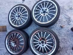 Комплект летних колес Amistad 215/35/19 Triangle TR968. 7.0x19 5x114.30 ET39