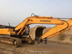 Hyundai R450LC-7. Экскаватор Hyundai R 450LC-7