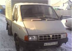 ГАЗ 3302. промбудка, 2 400 куб. см., 1 500 кг.