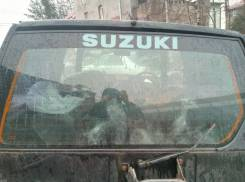Стекло заднее. Suzuki Escudo, TA01R, TD61W, TA11W, TD01W, TA31W, TA01W, TD51W, TA01V, TD31W, AT01W, TA51W, TD11W Двигатели: G16A, H25A, H20A, RF, J20A
