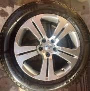 Продаю зимние шины Michelin 235/60 R18 на дисках в идеальном состоянии. x18