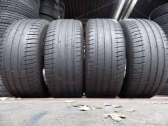 Michelin Pilot Sport 3. Летние, 2012 год, износ: 5%, 4 шт