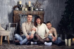 Фотосессии семейные