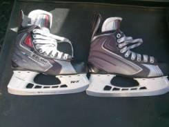 Коньки хоккейные детские. размер: 37, хоккейные коньки