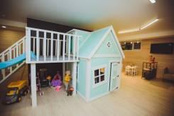 Детские праздники в Первом детском LOFT