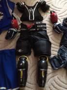 Хоккейная форма детская . (110-120см)