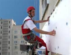 Устранение причин плесени и грибка на стенах. Утепление стен. Высотник
