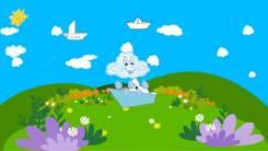 """Частный детский сад """"Белые Кораблики"""" приглашает детей от 1 года."""