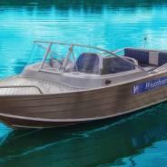 Wyatboat WB-430M. 2018 год год, длина 4,30м., двигатель без двигателя, 40,00л.с., бензин. Под заказ