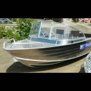 Wyatboat WB-430PRO. Год: 2018 год, длина 4,30м., двигатель без двигателя, 40,00л.с., бензин. Под заказ
