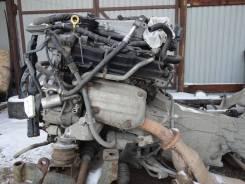 Двигатель в сборе. Infiniti FX35 Nissan Murano, PZ50, Z50, PNZ50 Двигатели: VQ35DE, VQ35HR