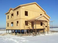 Строительство домов из SIP – панелей